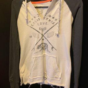 Billabong light sweatshirt